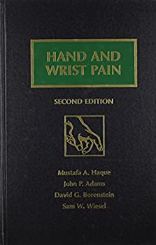 Hand and Wrist Pain 032710676X Book Cover