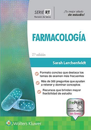 Serie Revisión de Temas. Farmacología (Board Review) (Spanish Edition)