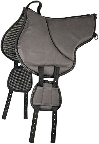 Harry\'s Horse 28600001-05l Bare Back pad, L, schwarz