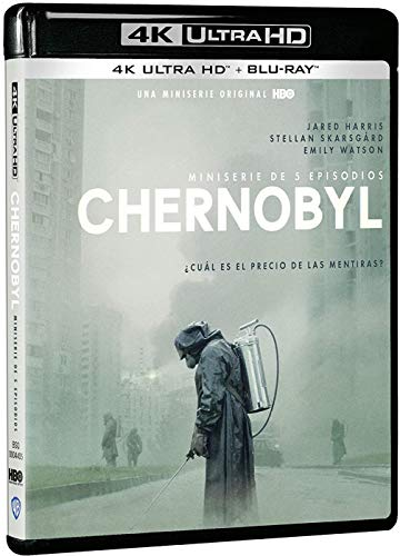 Chernobyl - serie completa 4k UHD [Blu-ray]