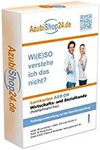 Prüfungsvorbereitung WISO Prüfung WISO Wirtschafts- und Sozialkunde Hotelfachmann Hotelfachfrau Lernkarten Wiso Prüfungswi...