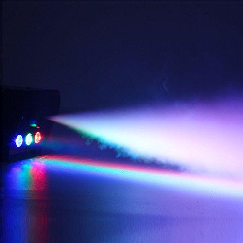 Uking 500W Mini Nebelmaschine mit LED Erfahrungen & Preisvergleich