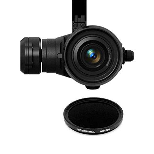 Freewell ND1000 Kamera-Objektiv-Filter Kompatibel mit DJI ZENMUSE X7/X5S/X5/X5R