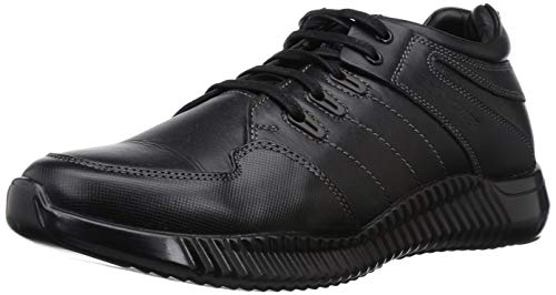 Red Chief Springer Black Derby Casual Shoe for Men (RC20001 001) Size - 7 UK/India