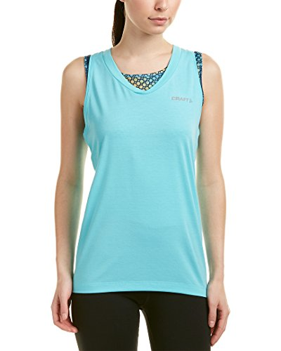 Craft Damen Velo XT Singlet W Trikot, sea, XS
