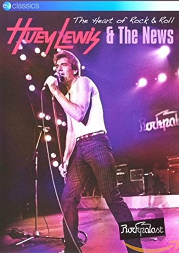 Huey Lewis and The News - The Heart Of Rock and Roll