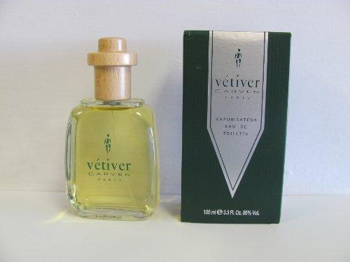 vetiver di Carven for Men 100ml Eau de Toilette spray