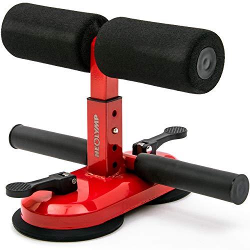 NEOLYMP Premium Bauchtrainer mit 5 Jahren Garantie, Bauchmuskeltrainer/Sixpacktrainer für das gezielte trainieren der Bauchmuskeln