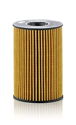 MANN-FILTER HU 8007 Z Oil Filter - Cartridge