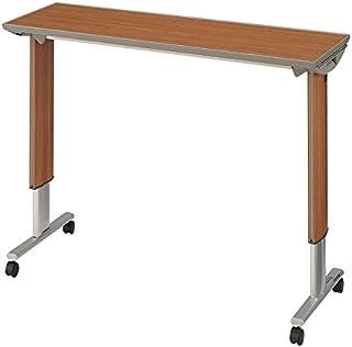 パラマウントベッド社製ベッド用 テーブル移動ロック機構なし オーバーベッドテーブル (91/100cm幅用) ミディアム ミディアム,