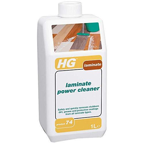 HG - Limpiador extra fuerte para suelos laminados