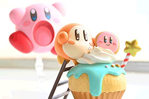 Rampo Kirby's Dream Land:Elllie Figure Statue(Cup Cake Ver.) Hobbies