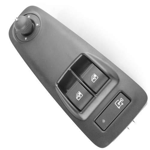 BOUTON COMMANDE DE LEVE VITRE GAUCHE Fiat Doblo II 2010- 735487419 NEUF