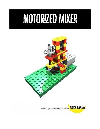Motorized Mixer (English Edition)