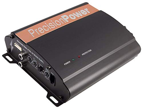 PRECISION POWER - iON Series i350.2 Class D 2-Channel 350W Amplifier with a MOFSET Power Supply