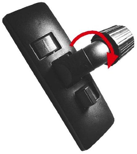 TopFilter 85000, brosse à pédale combinée standard deux positions base en métal et adaptateur universel