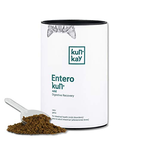 KUNKAY Enterokun Mild Gatos - 310 g | Suplemento para la Salud intestinal
