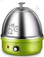 Voortreffelijk Volledige roestvrijstalen elektrische eierkooktoestel met automatische uitschakeling tot 7 eieren, voor zac...