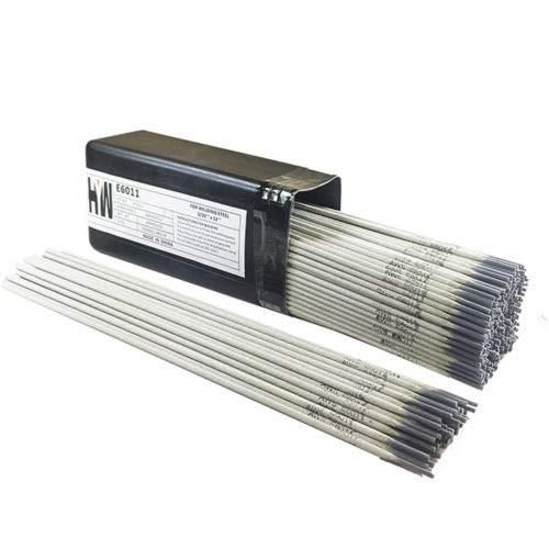 """E6011 3/32"""" 1/8"""" 5/32"""" Stick electrodes welding rod 10 lb 50 lb (1/8"""" 50 lb)"""