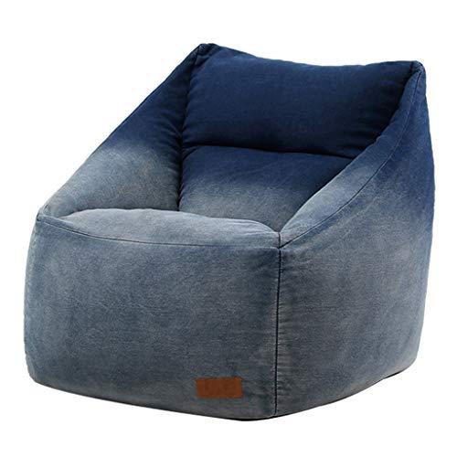 SHJMANCH Sofa Sitzsack, Adult Big Bag Extra groß, Riesen Bodenkissen Wohnzimmer Gamer, Outdoor Garden Sitzsack Lounger Chair Bett