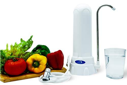 GEYSER 1 UZ - Filtro de agua para grifo, filtro domestico, purifiador de agua.