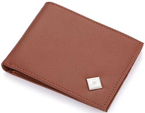 Our #6 Pick is the Gallery Seven Vegan Wallet