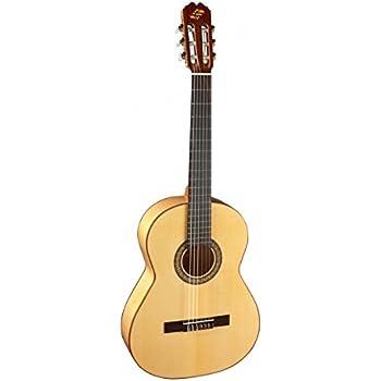 Guitarra Flamenca Martinez MFG-AS EF - EQ Fishman PSY-301: Amazon ...