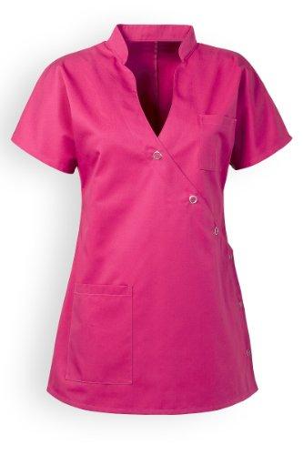 CLINIC DRESS - Damenkasack Pink Mischgewebe pink 38