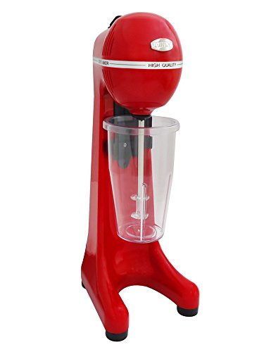 Johny AK/2–5T de a de Eco de R rojo 5marchas automático Comercial Drink Licuadora (Frappe Maker? frapiera) (fabricado en Grecia)