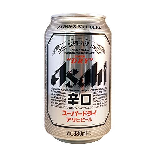 Japanische Bier Super Dry