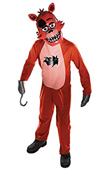 Rubie s Five Nights Child s Value-Priced at Freddy s Foxy Costume Large