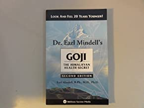 Goji: the himalayan health secret