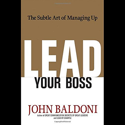 Lead Your Boss cover art