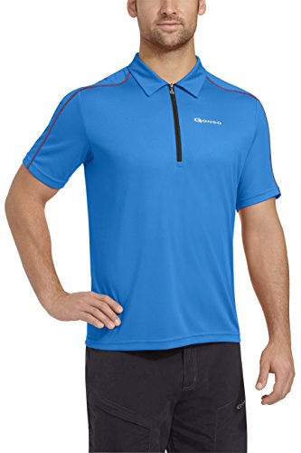 GONSO Herren Bike Shirt Henrik, Brilliant Blue, S, 41304