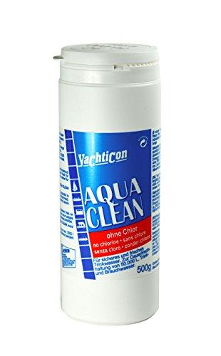 YACHTICON Aqua Clean AC 50.000 ohne Chlor 500g Trinkwasser konservieren