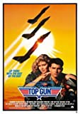 TOP GUN - TOM CRUISE – Imported Movie Wall Poster Print