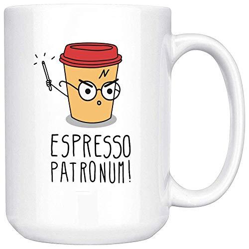 The Primal Matriarch mug - Espresso Patronum - Coffee Mug 15 oz white