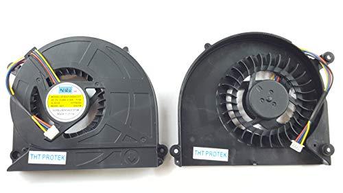 Kompatibel für ASUS P50IJ, P50 Lüfter Kühler Fan Cooler