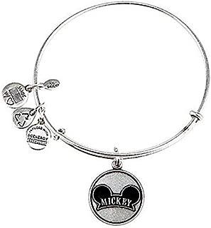 Disney Parks Alex and Ani Mickey Mouse Ears Hat Charm Bracelet