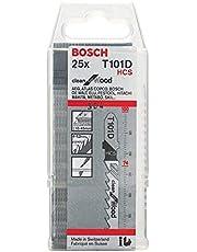 Bosch Hojas de sierra madera