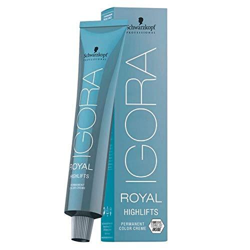Schwarzkopf IGORA ROYAL HIGHLIFTS Permanent Color Creme (12-1 Special Blonde Cendre)