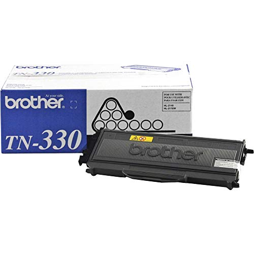 Brother Genuine TN330 Mono Laser Toner Cartridge