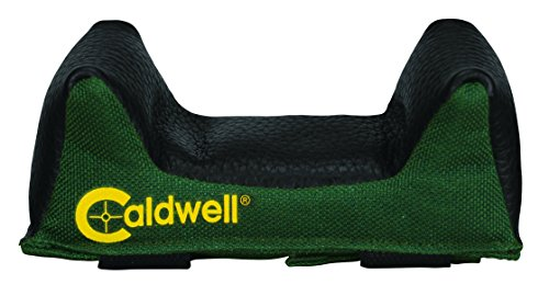 Caldwell Deluxe Universal Wide Benchrest Front Shooting Rest - Filled Bag