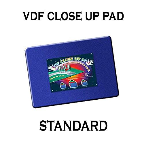MMS VDF Close Up Pad Standard (Blue) by Di Fatta Magic - Trick