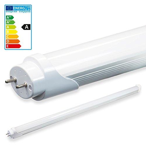 Preisvergleich Produktbild LEDVero SMD LED Röhre / Tube Leuchtstoffröhre T8 G13 milchige Abdeckung - 90cm,  ,  Lichtfarbe:Warmweiß