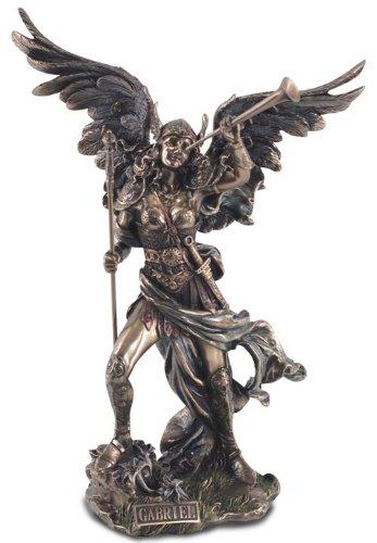 Signes Grimalt - 45926 Figur ERZENGEL Gabriel, Harz, 31 cm