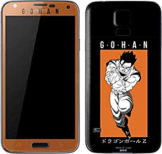 Skinit Decal Phone Skin for Galaxy S5 - Officially Licensed Dragon Ball Z Gohan Combat Design