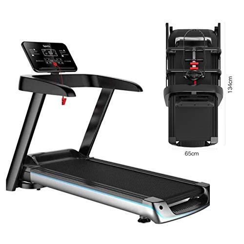 Professionele huishoudelijke elektrische loopband, opvouwbare draagbare gewichtsverlies fitness-loopmachine, geschikt voor fitnessliefhebbers