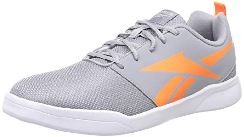 Reebok Men Tread Revolution Adv Lp Cool Shadow/Wild Orange Running Shoes-7 UK (40.5 EU) (8 US) (FW1798)