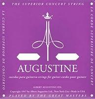 AUGUSTINE REGAL/RED SET×1セット オーガスチンクラシックギター弦 リーガルレッド